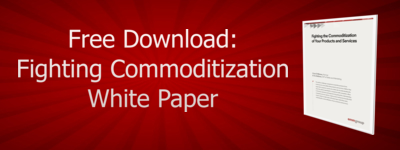 Free Guide: How to Fight Commoditization
